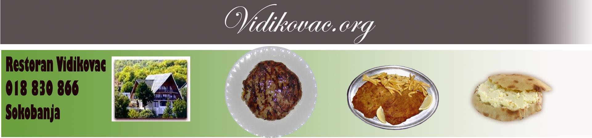 Restoran Vidikovac